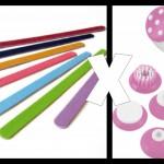 Usar x não usar lixas e escovas de esfoliação